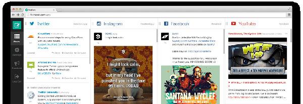 با Feedient شبکه های اجتماعی را یک جا دنبال کنید